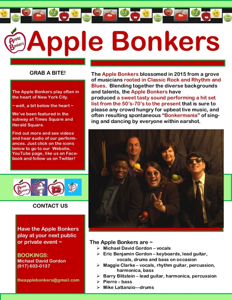 Apple Bonkers EPK 2017